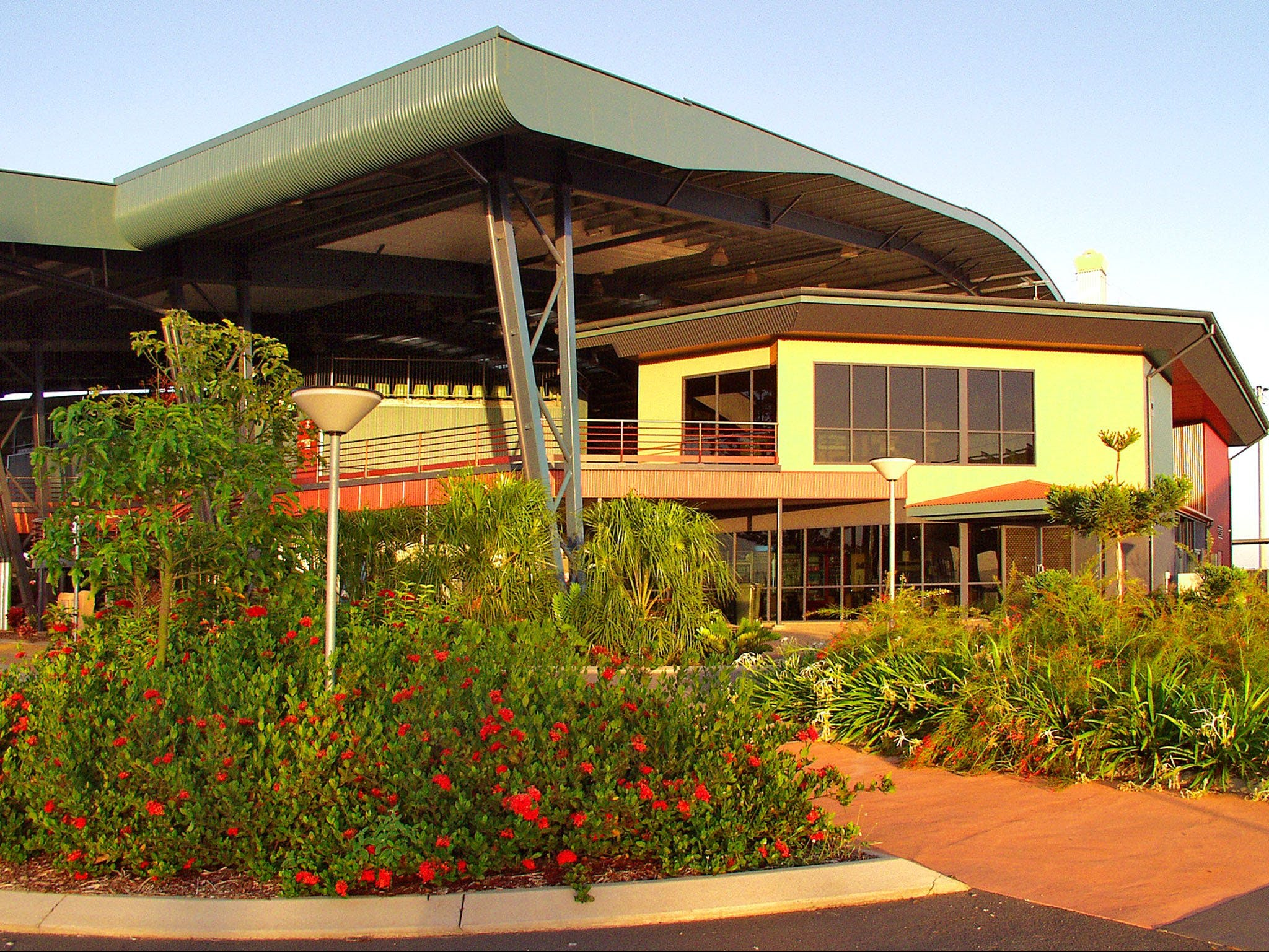 Gracemere Exhibition Complex Logo and Images