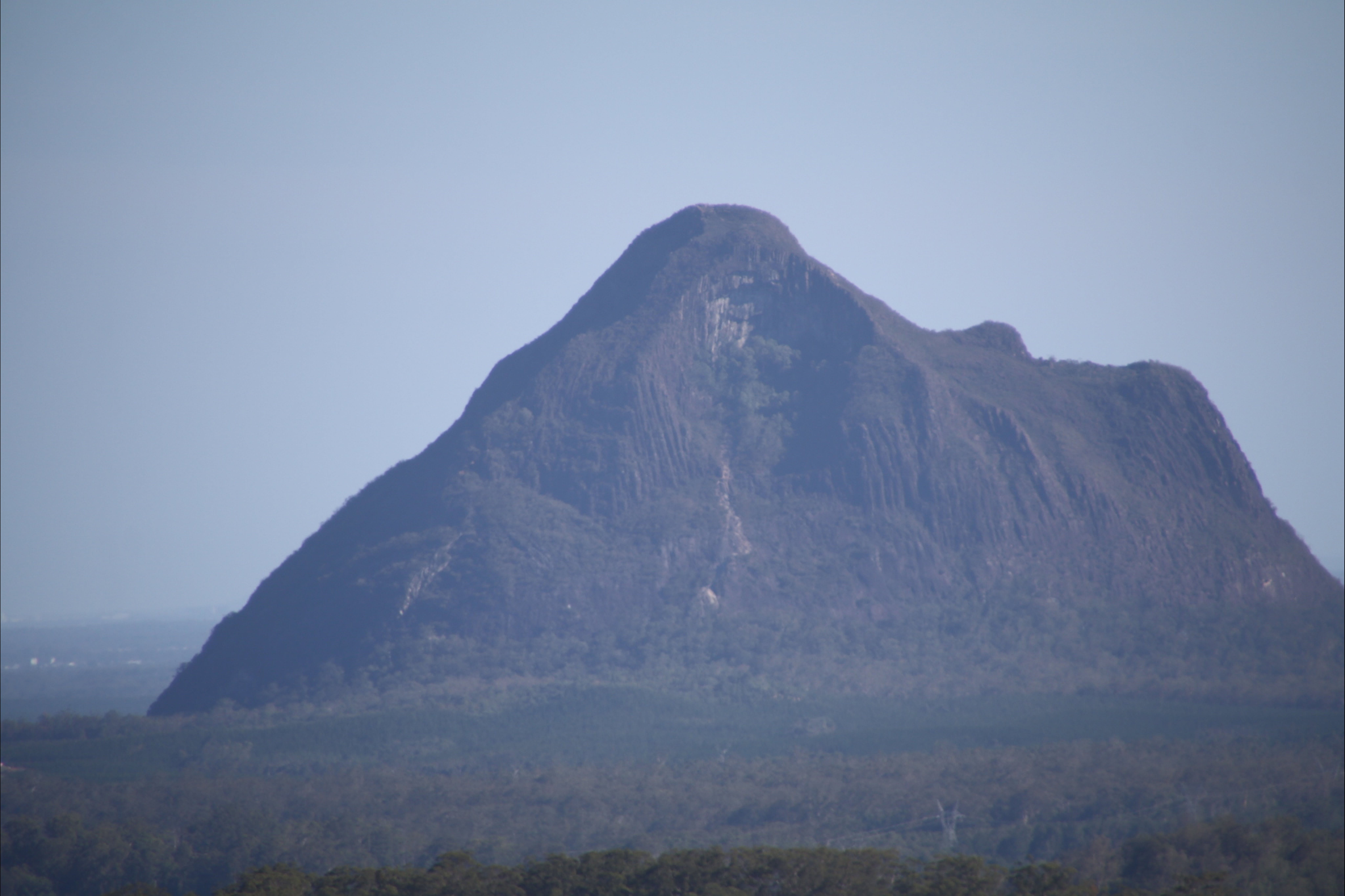Mount Beerwah Logo and Images