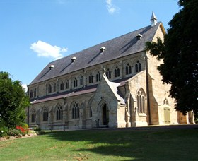 St Peters Anglican Church Logo and Images