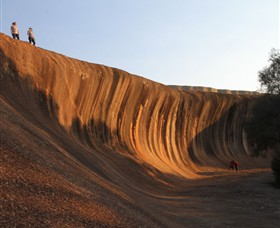 Wave Rock Logo and Images