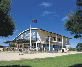 Bunbury Dolphin Discovery Centre Logo and Images