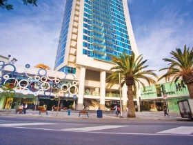 The High Street Surfers Paradise Logo and Images
