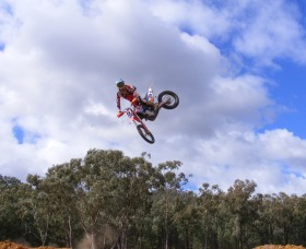 Goanna Tracks Motocross and Enduro Complex Logo and Images