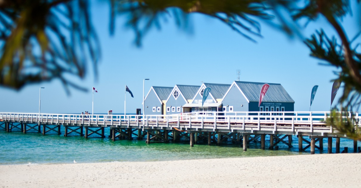 Busselton Jetty & Underwater Observatory Tour Image