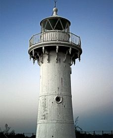 Warden Head Lighthouse Logo and Images