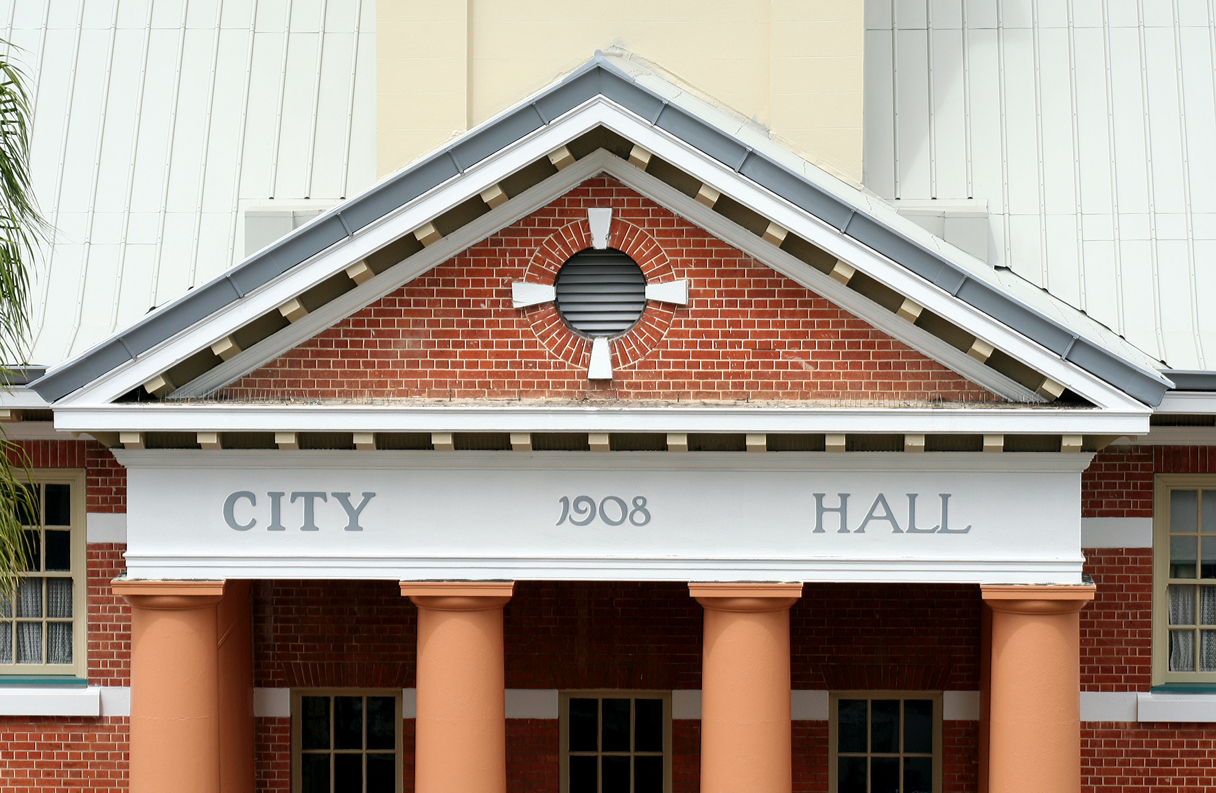 Maryborough City Hall Logo and Images