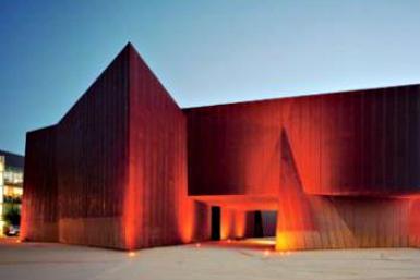 Australian Centre for Contemporary Art Logo and Images