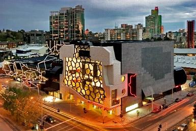 Melbourne Recital Centre Logo and Images