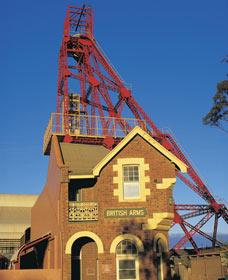 Western Australian Museum - Kalgoorlie-Boulder Logo and Images