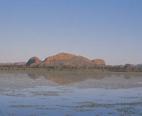 Lake Kununurra Image