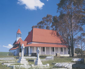 St Werburgh's Chapel