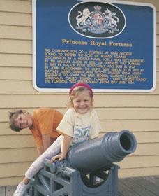 Princess Royal Fortress Military Museum
