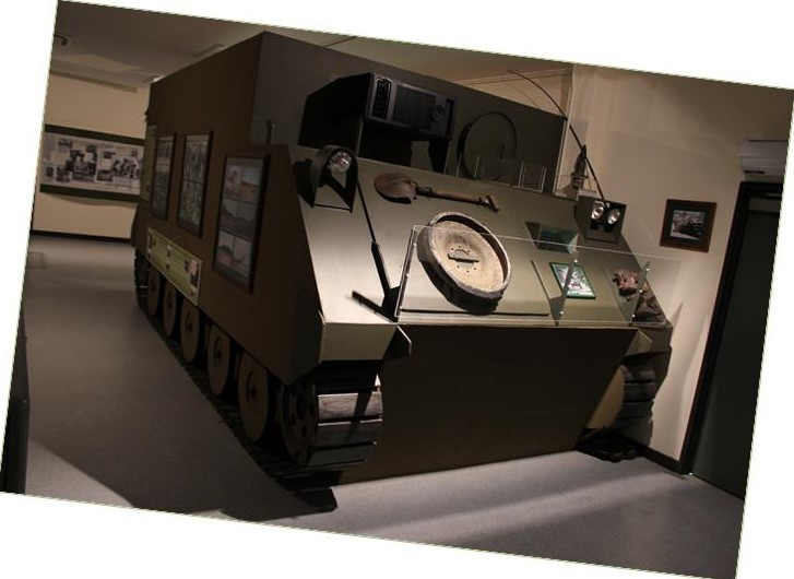 Army Museum of North Queensland Logo and Images