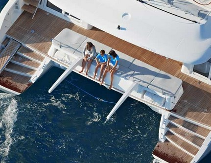 Aquarius Luxury Sailing