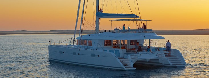Aquarius Luxury Sailing Logo and Images
