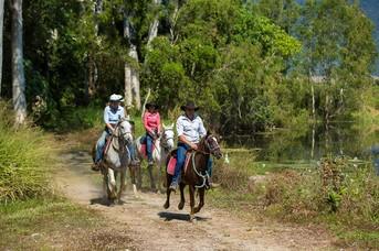 Blazing Saddles Adventures