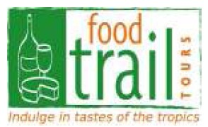 Food Trails Tours Logo and Images