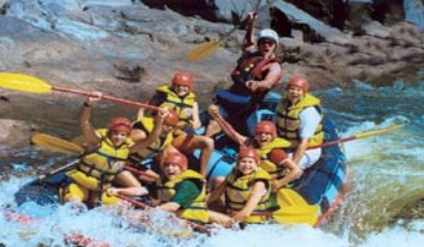 RnR White Water Rafting Image
