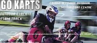 Cairns Go Kart Racing Image