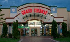 Grand Cinemas - Currambine Logo and Images