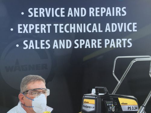 Airless Spray Service