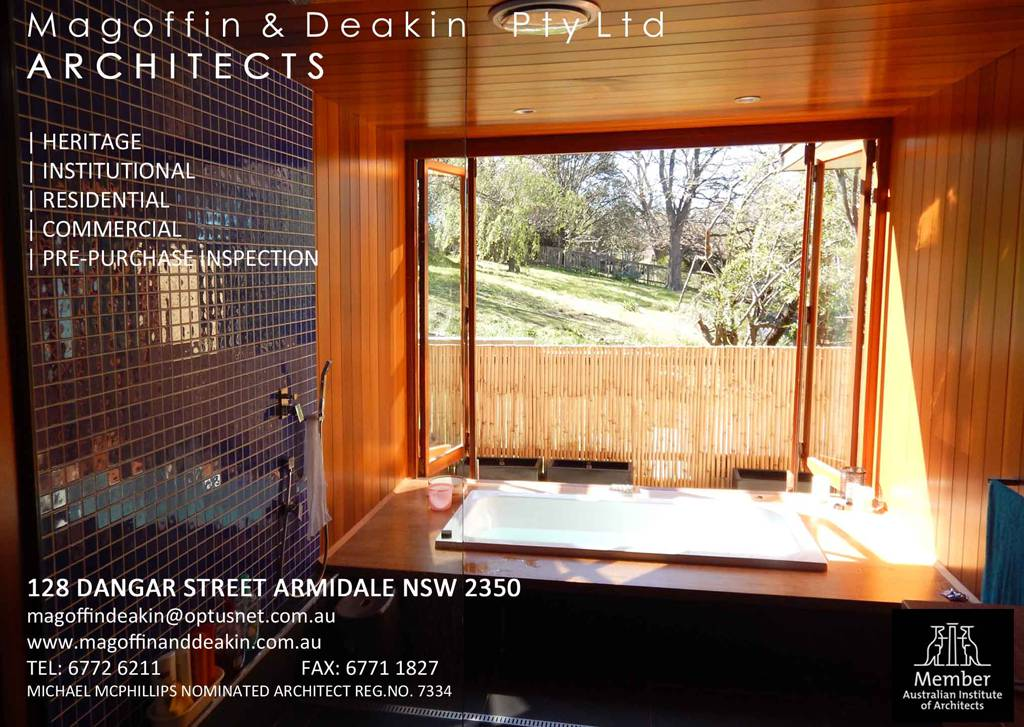 Magoffin and Deakin Architects
