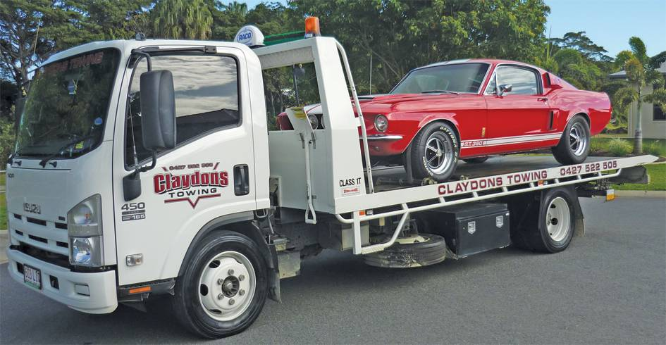 Auto Repair & Towing Service