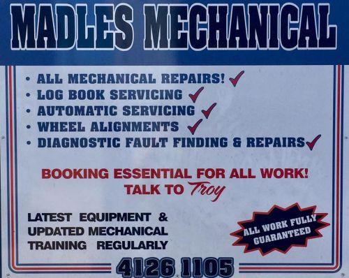Madles Mechanical