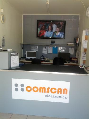 Comscan Electronics