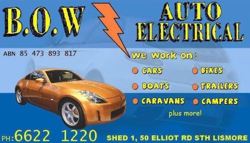 B.O.W. Auto Electrical