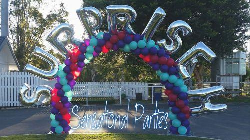 Sensational Parties