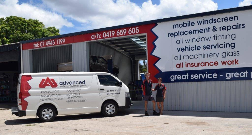 Advanced Windscreens & Service Centre