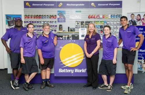 Battery World Darwin
