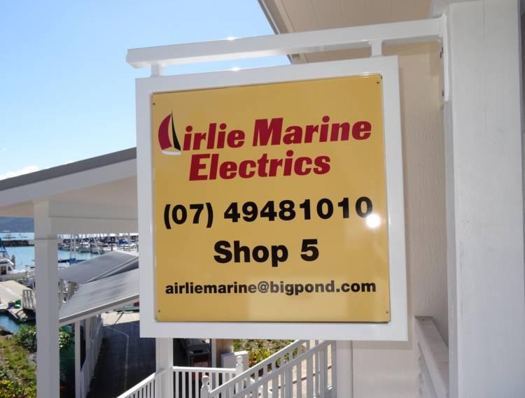 Airlie Marine Electrics
