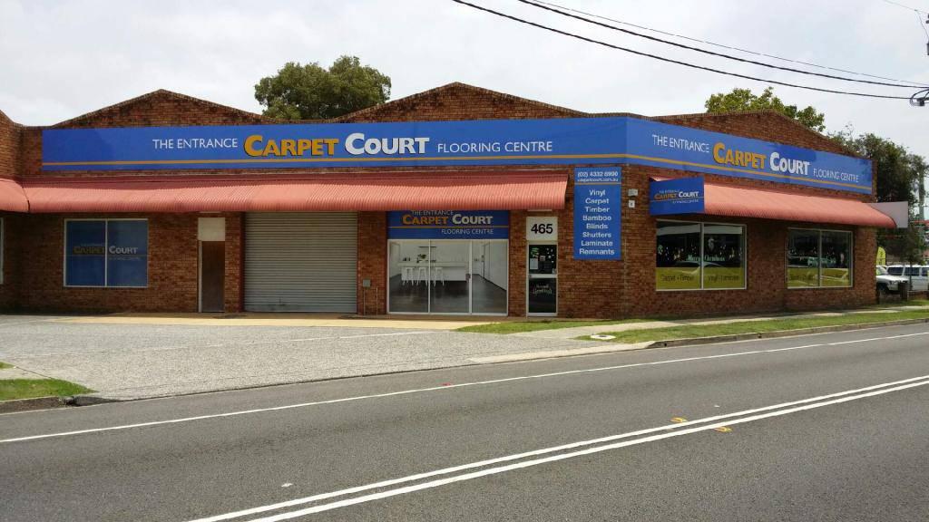 The Entrance Carpet Court