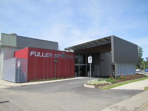 Fuller Sports Club