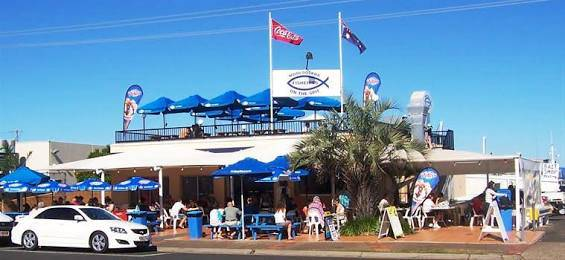 Mooloolaba Fisheries On The Spit