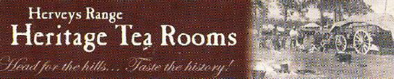 Herveys Range Heritage Tea Rooms
