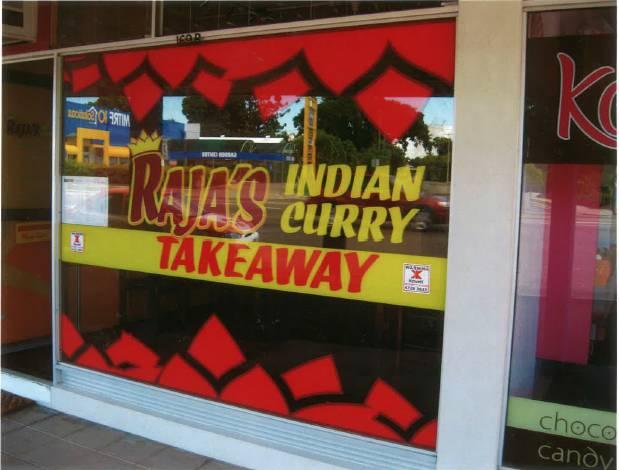Raja's Curry House