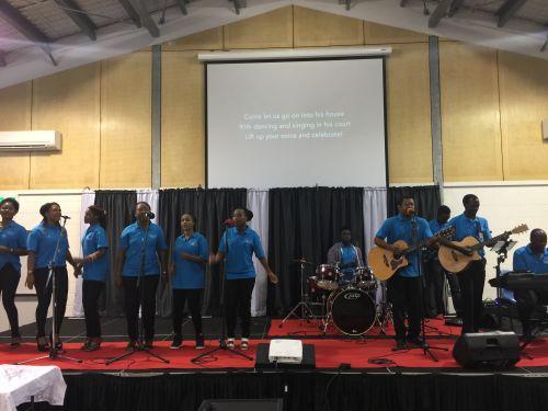 Streams Of Living Water Pentecostal Church