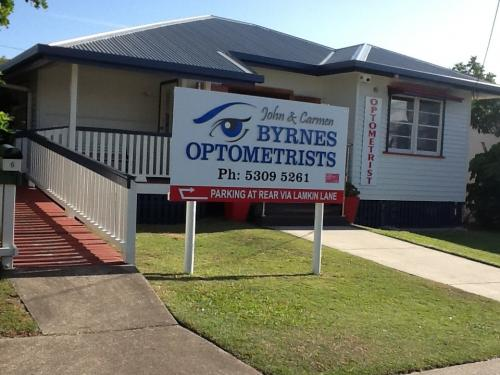 Byrnes Optometrists