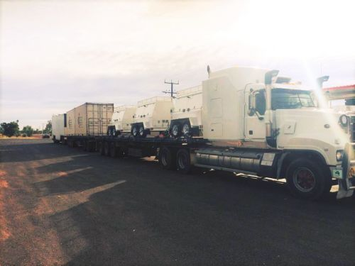 Central Australian Relocations