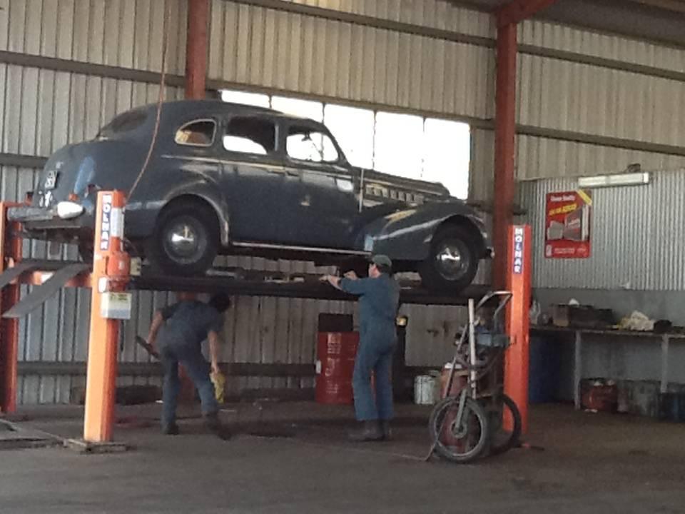 Fleming's Garage