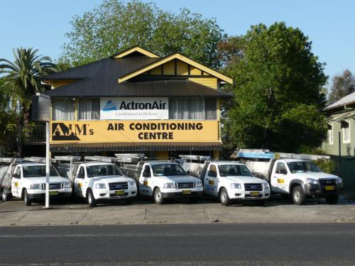AJM's Air Conditioning Centre