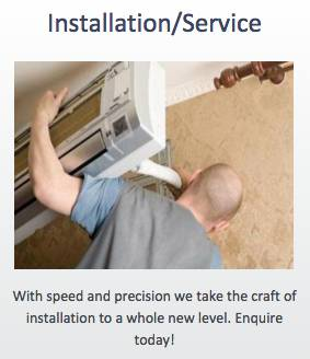 Energy Air Conditioning Service Pty Ltd