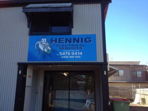 Hennig Electrical Services