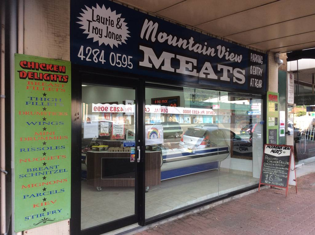 Mountain View Meats