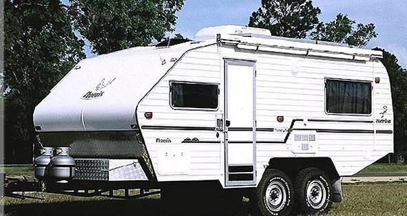 Fraser Caravans