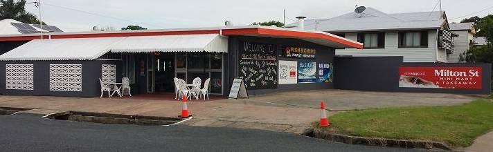 Milton Street Mini Mart & Takeaway
