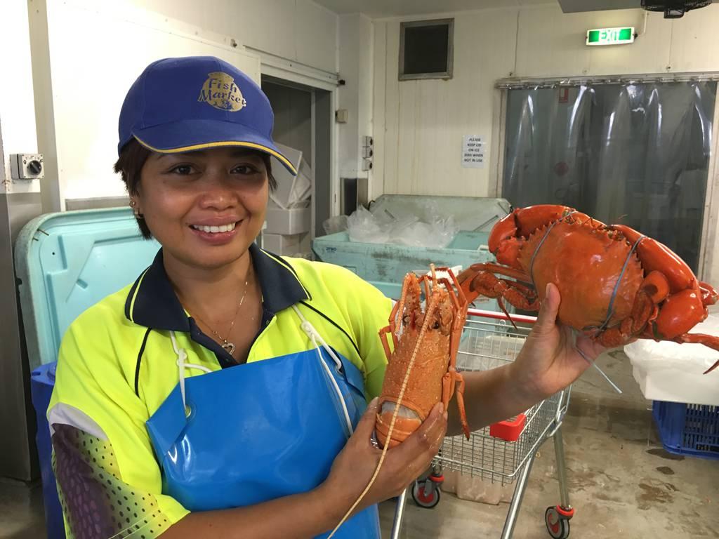 Mackay Fish Market